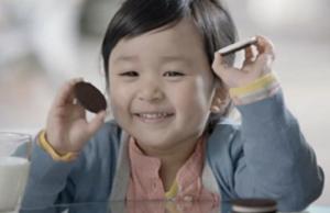 横溝菜帆 オレオ 3歳